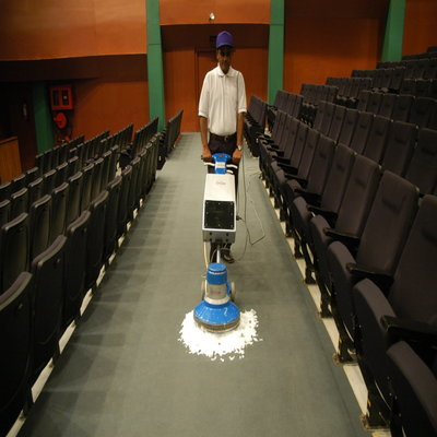 All types of Floor Cleaning and Polishing